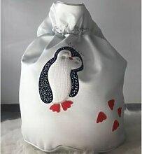 Sac à jouets Pingouin