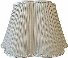 SAC d'épaule Plissés Doublé Abat, Lampe de
