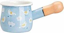 Sac de pique-nique Émail Marmite Coffee Pot lait
