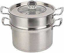 Sac de pique-nique Pot à vapeur, 26CM double