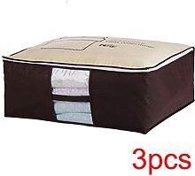 sac de rangement Sous Lit Stockage Couverture