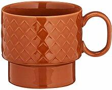 Sagaform Tasse à thé Café & More Terracotta