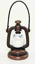 SAIBANGZI Mini Lampe à Huile Vintage de Haute