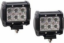 SAILUN 18W LED Projecteur à réflecteur de