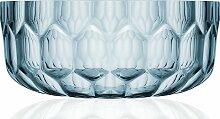 Saladier JELLIES de Kartell, Bleu azur
