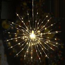 SALCAR Guirlande lumineuse magique en cuivre, 30cm