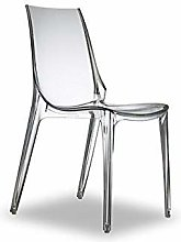 Salesfever Chaise Design Vanity - Transparen