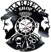 Salon de coiffure horloge murale moderne salon de
