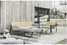 Salon de jardin complet egoe design moja