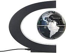 Samanthaa Applique Murale de Mode Globe Magnetic