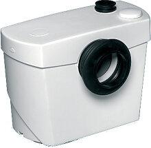 Sanibroyeur Broyeur sanitaire Silence blanc sani1