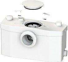 - Sanibroyeur et broyeur WC - Sanibroyeur SANIPLUS