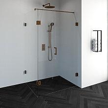 Saniclass Creat Cabine de douche rectangulaire en