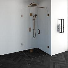 Saniclass Create Cabine de douche carré en 3