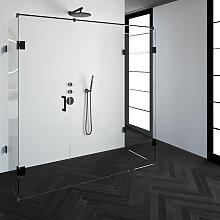 Saniclass Create Cabine de douche XL 200x80cm sans