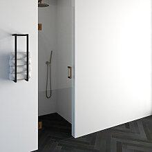 Saniclass Create Porte de douche 59.7x200cm sans