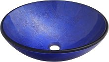 Saniclass Pesca Dark Blue Vasque à poser