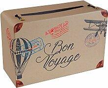 Santex URNE Tirelire Bon Voyage 24X16X10CM