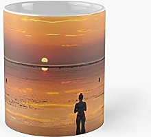 Sanur Sunrise Classic Mug Best Gift Funny Coffee