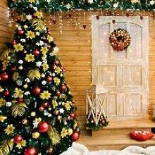 Sapin de Noël - Artificiel 270 cm avec 1318