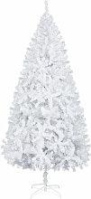 Sapin de Noël Artificiel, Arbre de Noël 210cm en