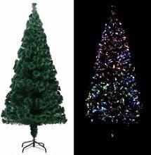 Sapin de Noël artificiel Lumineux Fibre Optique