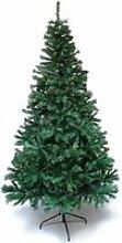 Sapin de Noël artificiel qualité luxe 210 cm