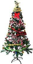 Sapin de Noël pré-éclairé Charnière en