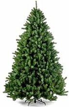 Sapin de Noël XL BOSTON, vert, 270 cm, Ø160 cm -