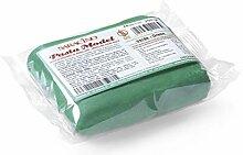 Saracino Pâte à sucre Model verte à modeler de