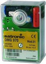Satronic - Boîte de contrôle DMG 970.01
