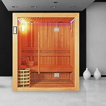 Sauna Boreal® Evasion 180 - 3/4 places -