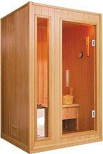 Sauna Traditionnel Finlandais 2 places Gamme