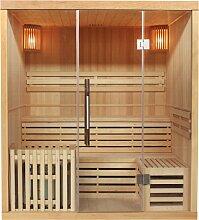 Sauna traditionnel Finlandais 4/5 places  KOLDING