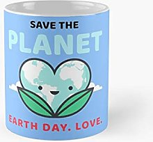 Save The Planet - 22nd March Earth Day Love Lovely