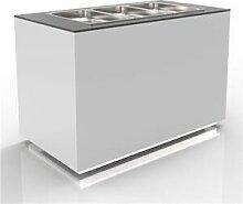 SAYL Module Buffet chaude bain marie base simple