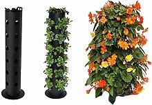SBYMX Tour de fleurs, cache-pot, tour de