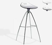 Scab Design - Tabouret design pieds acier cuisine