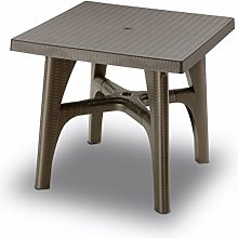 Scab Rudiano sab335 Table tressé, Taupe