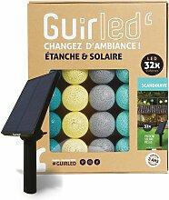 Scandinave Outdoor Guirlande lumineuse Guinguette