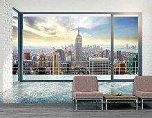 Scenolia Tapisserie Toile Textile New York At Home