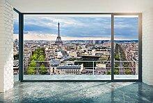 Scenolia Tapisserie Toile Textile Paris Tour