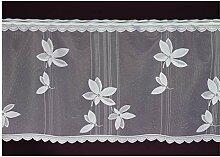 SCHMIDTGARD Tissue Rideau brise-bise au mètre