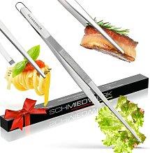 SCHMIEDWERK Pince de cuisine en acier inoxydable