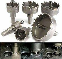 Scie cloche For en métal en acier inoxydable