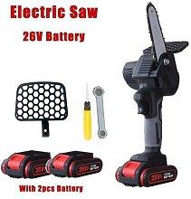 Scie électrique 550W Mini scies électriques