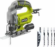 Scie sauteuse électrique RYOBI 500W 75mm bois - 5