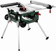 Scie sur table TS 254 METABO - 600668000