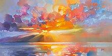 Scott Naismith (Arran Equinox) 30 x 60cm