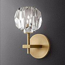 Scra AC Lampe murale de luxe nordique moderne et